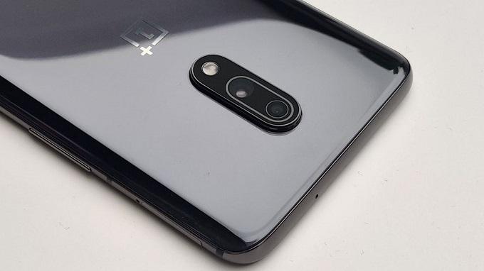 OnePlus 7 vẫn sở hữu cụm camera kép với cảm biến siêu lớn 48 megapixel