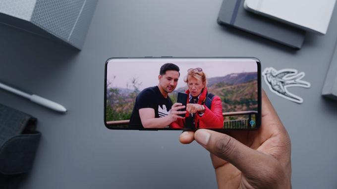 OnePlus quyết định trang bị tần số quét lên đến 90Hz cho OnePlus 7 Pro