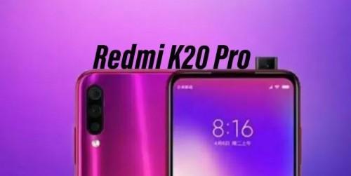 Redmi K20 Pro sẽ có camera 48MP Sony IMX586, quay video 960 fps