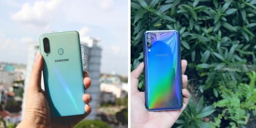 So sánh Galaxy A60 và Galaxy A50: Giá rẻ hơn mà ngon hơn là có thật