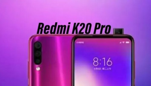 Redmi K20 Pro sẽ có camera 48MP Sony IMX586, quay video 960 fps