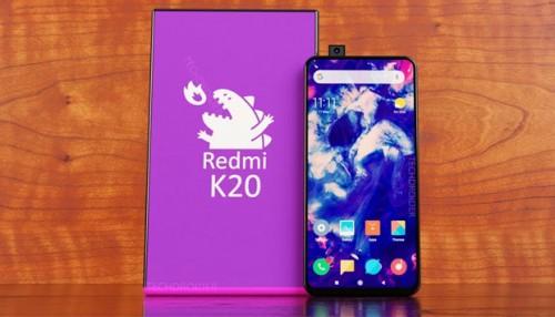 Thời gian ra mắt Redmi K20 được Xiaomi chính thức xác nhận