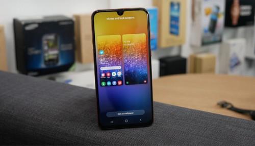 Đánh giá Galaxy A40: Điện thoại nhỏ gọn, cấu hình ổn định