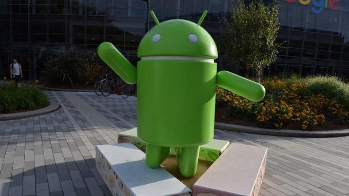 Điện thoại Android cũng hỗ trợ hiển thị chế độ ban đêm
