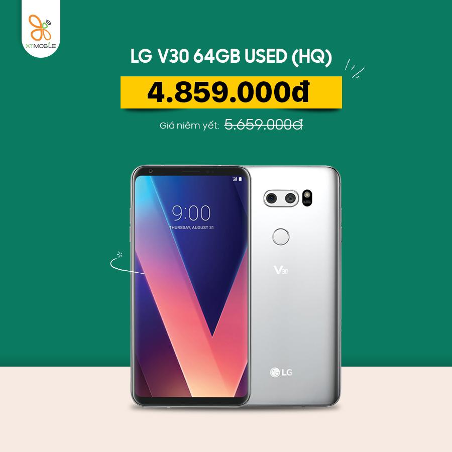 LG V30 64GB giam 800K