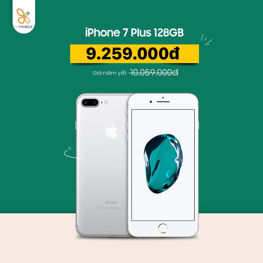iPhone 7 Plus giảm 800K
