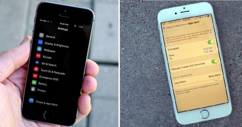 So sánh Dark Mode và Night Mode: Hai xu hướng giao diện smartphone mới