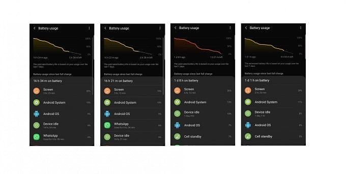 Bản cập nhật mới sẽ giúp Galaxy S10 Plus cải thiện thời lượng pin