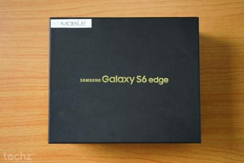 Trên tay Galaxy S6 Edge phiên bản Iron Man tại VN, giá 58 triệu đồng
