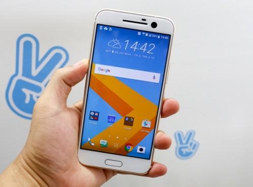 HTC 10 - chiếc smartphone đầu tiên dùng chip Snapdragon 820