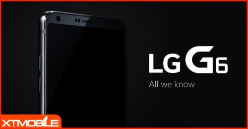 LG sẽ ra mắt G6 Pro và G6 Plus vào ngày 27 tháng 6 tại Hàn Quốc