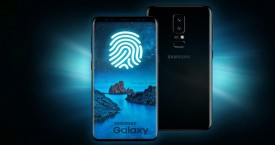 Siêu phẩm Samsung S10 sẽ được trang bị vân tay nhúng màn hình