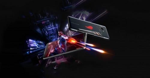 Asus ROG – điện thoại chơi game mạnh nhất thế giới dành cho game thủ