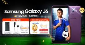 Hot Sale Samsung Galaxy J6 - khuyến mãi cực to, giá cực đã
