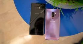 Rò rỉ Samsung Galaxy Note 9: Pin khủng - Sạc không dây siêu nhanh?