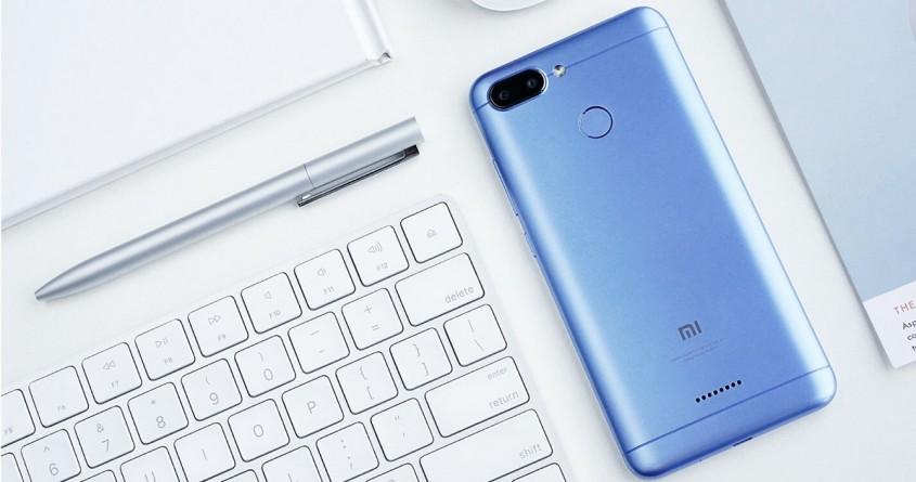 Xiaomi redmi 6 smarphone mới giá rẻ nhưng cấu hình không rẻ