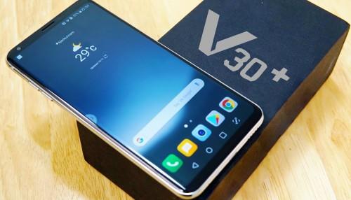 LG V30 Plus flagship khủng - trong phân khúc giá chỉ 8 triệu