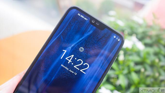 màng hình Nokia X6 - xtmobile