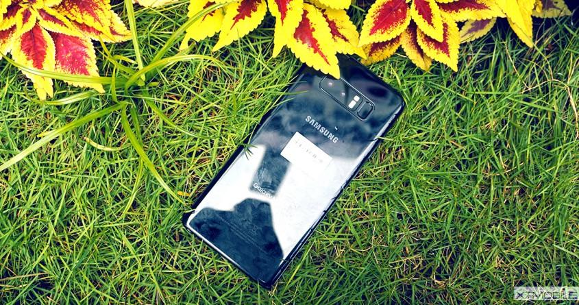 Trên tay Galaxy Note 8 đầu tiên tại Việt Nam: Màu Deep Sea Blue cực độc