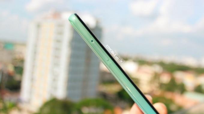 Các chi tiết Samsung A60 được chăm chút hoàn hảo