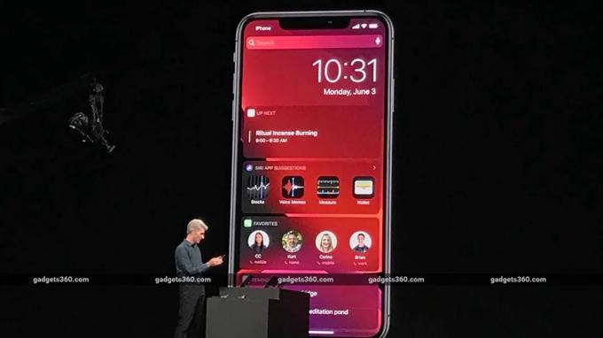 lần này Apple cũng làm mới ứng dụng lời nhắc cho người dùng với iOS 13