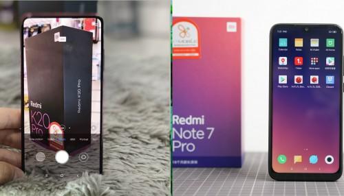 Redmi K20 Pro và Redmi Note 7 Pro: Chiếc Redmi nào phù hợp với bạn?
