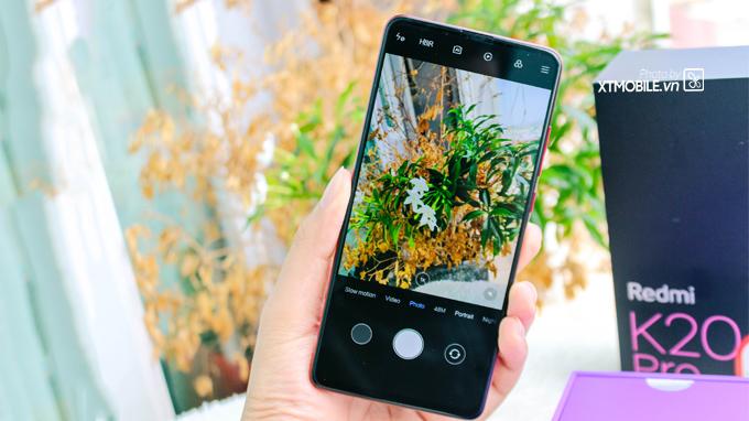 Camera Redmi K20 Pro hứa hẹn sẽ mang đến cho người dùng nhiều trải nghiệm tuyệt vời