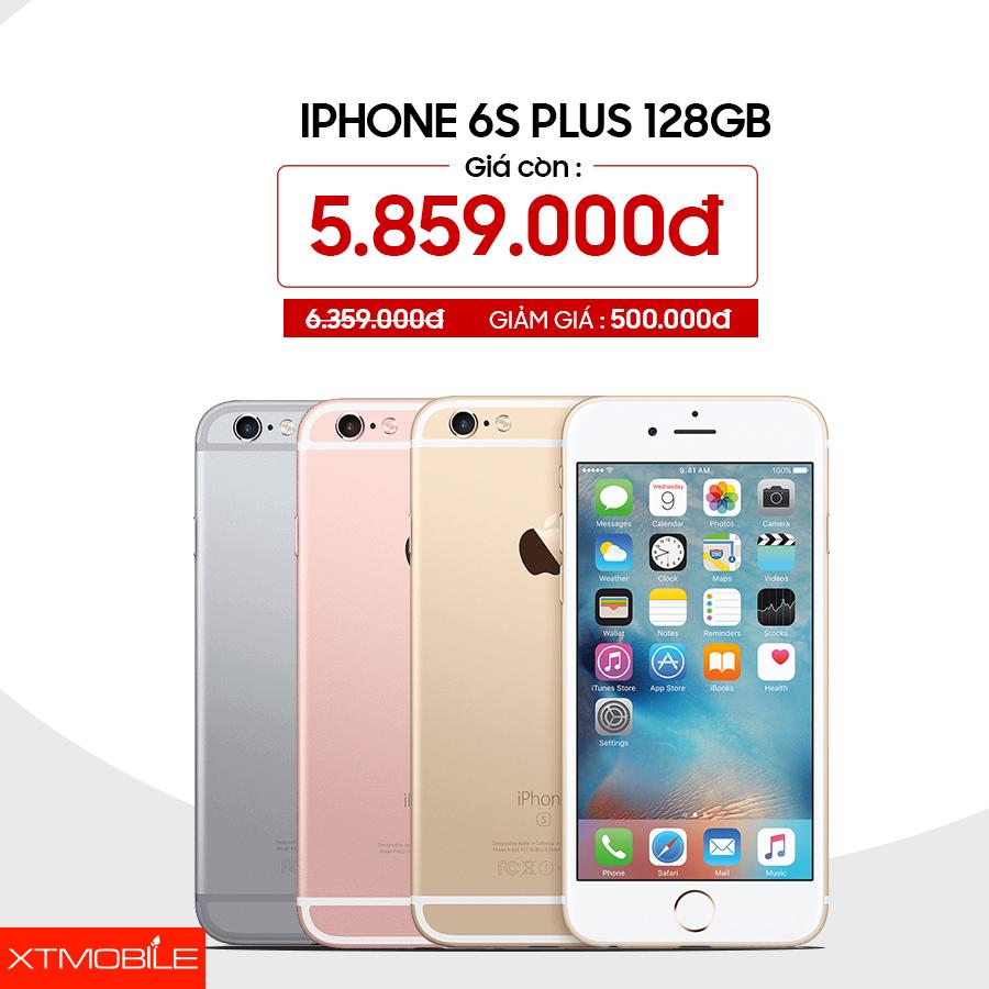 iPhone 6S Plus giảm đến 500.000đ