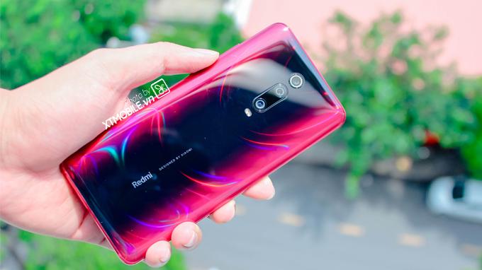 điện thoại Redmi K20 Pro mang đến cho người dụng sự sang trọng nhưng không kém phần trẻ trung