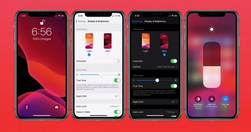 3 Cách cài đặt chế độ nền tối Dark Mode trên iPhone chạy iOS 13 nhanh và đơn giản