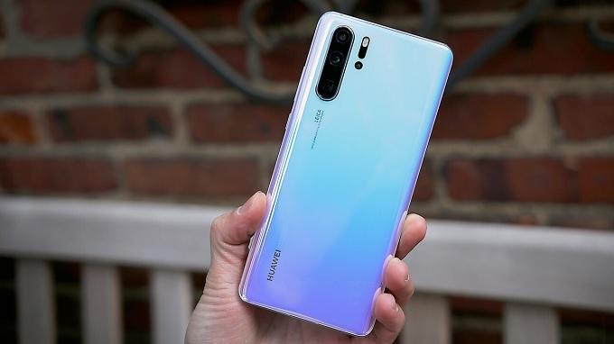 Huawei P30 Pro có khả năng zoom ấn tượng