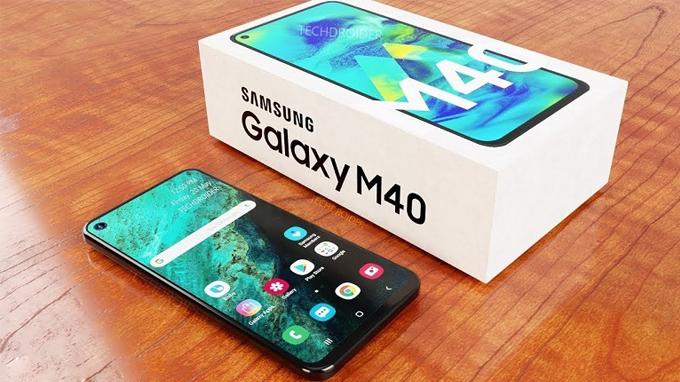 Cấu hình Galaxy M40 được trang bị từ bộ xử lý Snapdragon 675