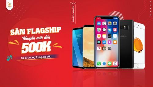 Mua iPhone X, iPhone 7 nhận thêm quà trị giá đến 500K