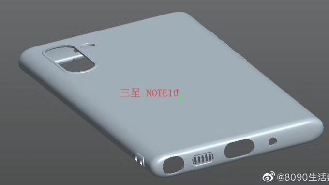 Galaxy Note 10 có thể sẽ loại bỏ jack cắm tai nghe 3.5mm