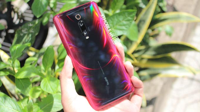 điện thoại giá rẻ Redmi K20 cũng được sở hữu thiết kế khá ấn tượng, thu hút mọi ánh nhìn