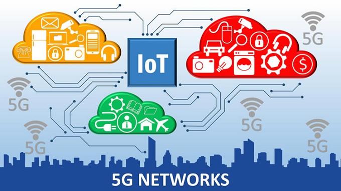 Ứng dụng mạng 5G rộng khắp