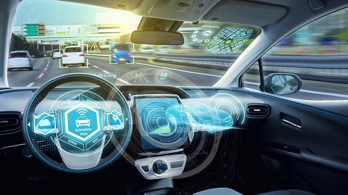 Xe tự lái sẽ khả thi hơn nhờ công nghệ 5G