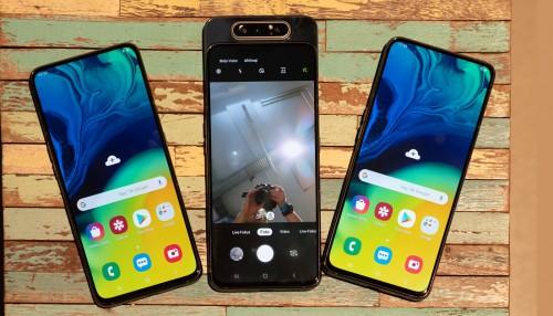 Sử dụng Galaxy A80 quay video hoặc làm Vlog, tại sao không?