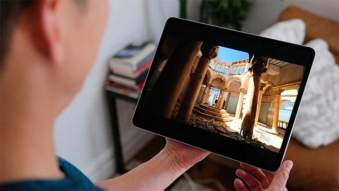 iPad Pro 2021 M1 12.9inch 256GB Wifi & 5G Chính hãng, Giá Rẻ