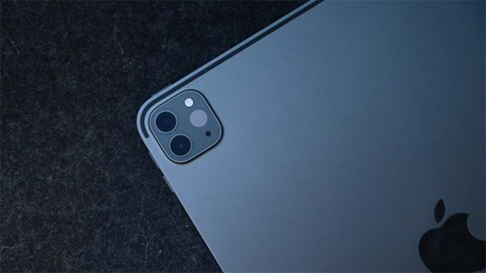 Hệ thống camera trên iPad Pro 2021 M1 11 inch 128GB 5G sắc nét từng chi tiết