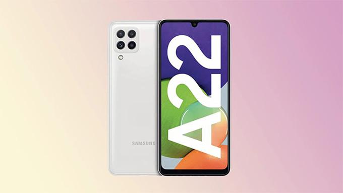 Galaxy A22 4G và Galaxy A22 5G có thời lượng pin tương đồng