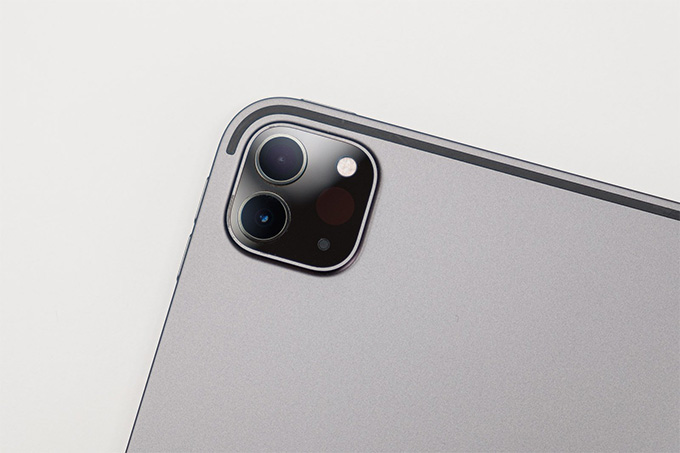 Hệ thống camera  iPad Pro 2021 M1 11inch 256GB Wifi chất lượng