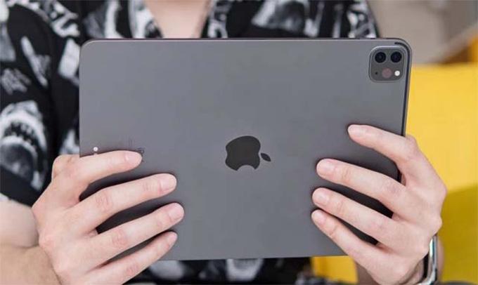 iPad Pro 2021 M1 11 inch 256GB Wifi Kế thừa thiết kế từ người tiền nhiệm