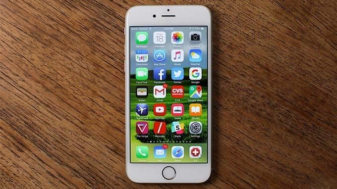 iOS 15 cũng mang lại nhiều thú vị cho iPhone 6S