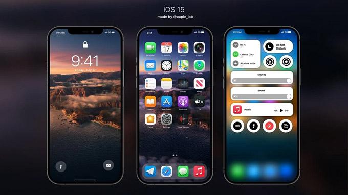 iPhone 6, 6 Plus, 6 SE sẽ được hỗ trợ cập nhật iOS 15