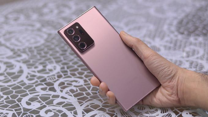 Giá Galaxy Note 21 Ultra giá như người tiền nhiệm