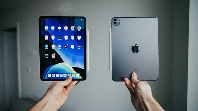 Thiết kế của iPad Pro 2020