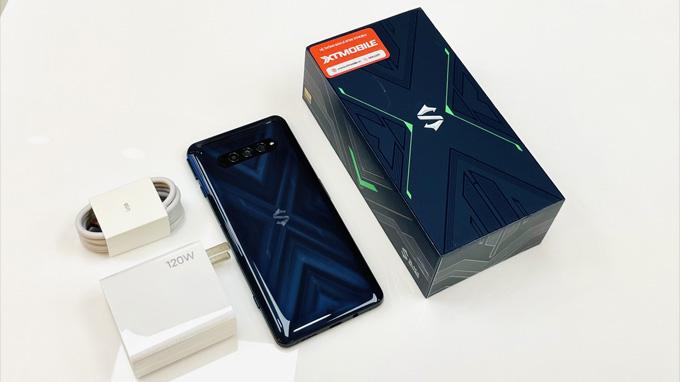 Xiaomi Black Shark 4 sở hữu màn hình đỉnh cao
