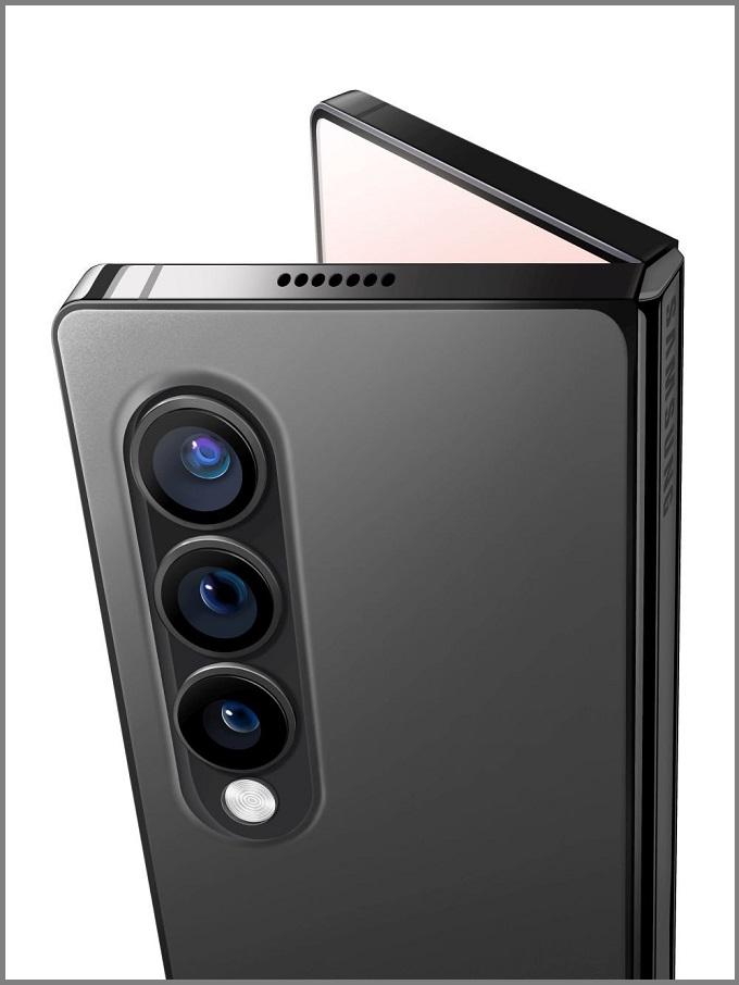 Galaxy Z Fold 3 sẽ có thiết kế khung viền vát phẳng
