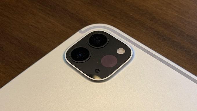 Camera sau của Ipad Pro 2021 hứa hẹn mang đến trải nghiệm hình ảnh rõ nét